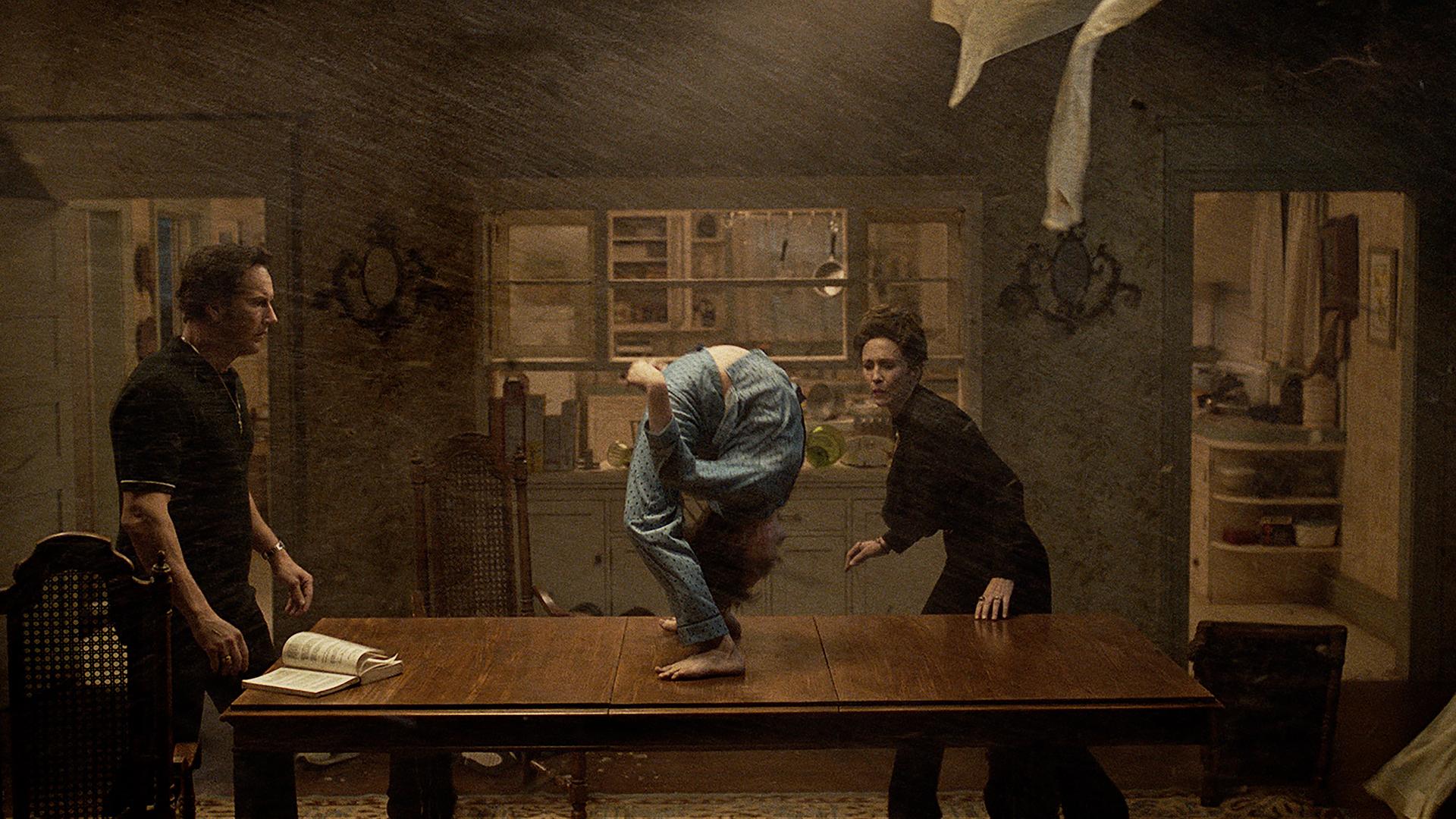 El conjuro, the conjuring, Warren, Terror, horror, WB, annabelle
