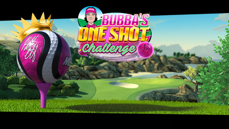 Golf Clash, Bubba, Golf, Mobile, Warner Games, Playdemic