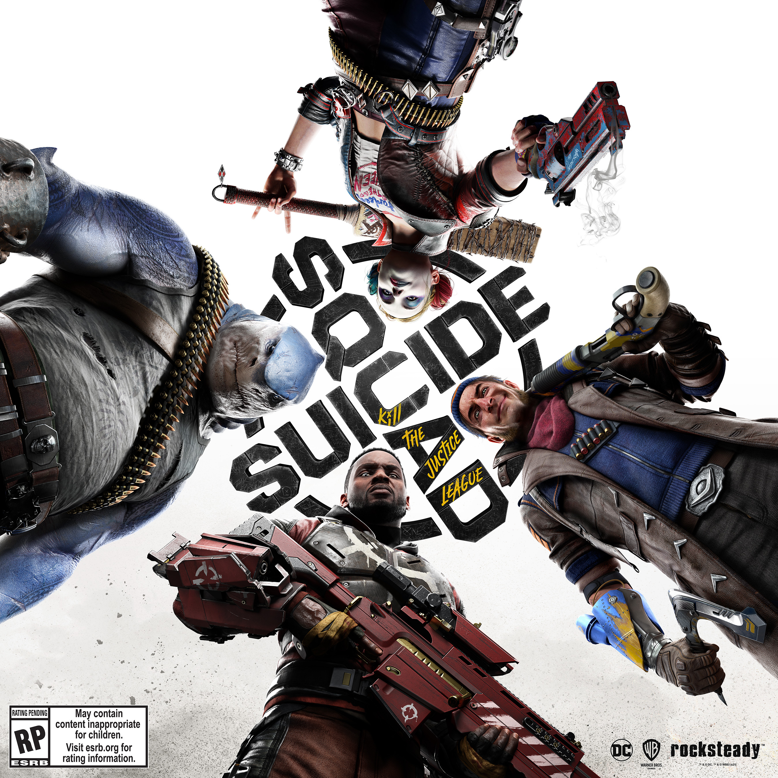 The suicide squad kill the justice league, games, wb games