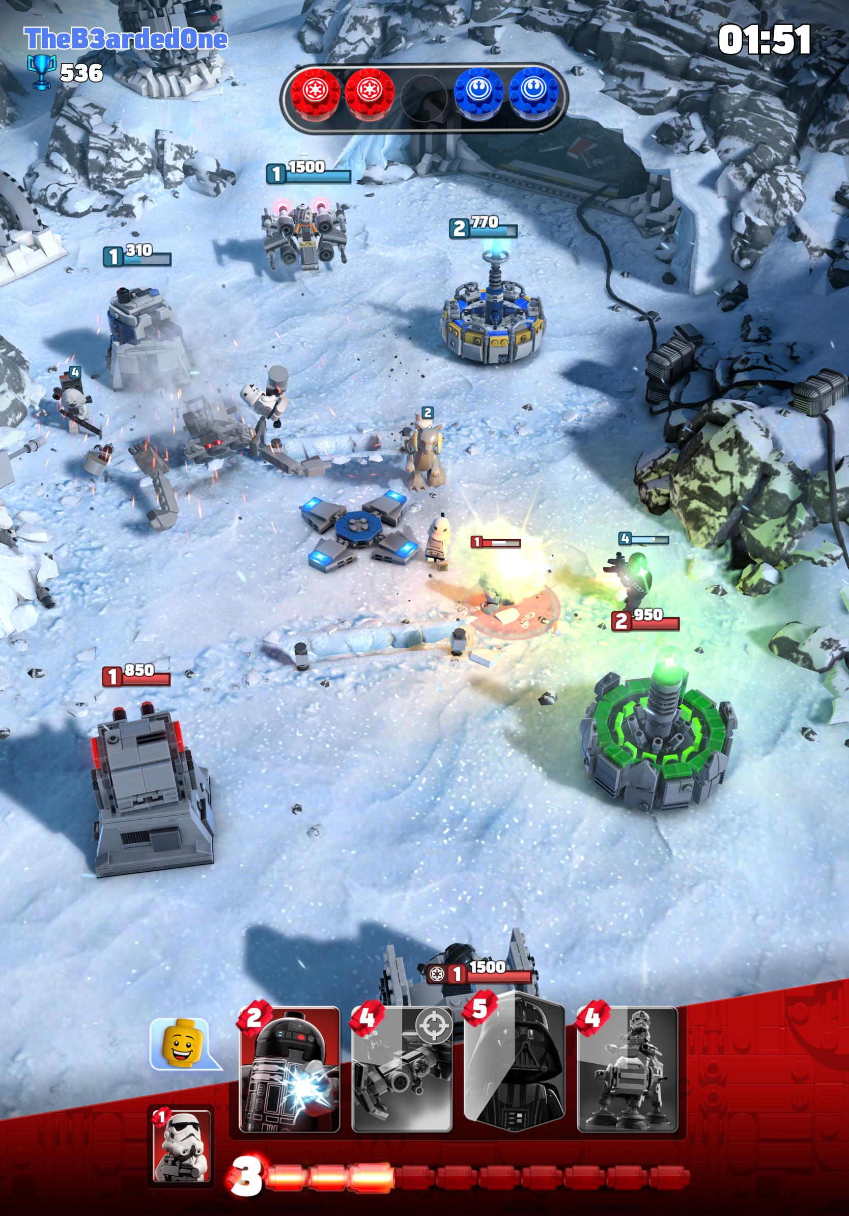 lego star wars battles, lego