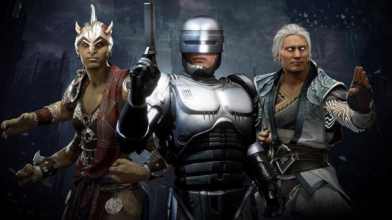Nuevos personajes Mortal Kombat 11: Aftermath