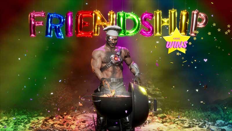 Friendship Cano