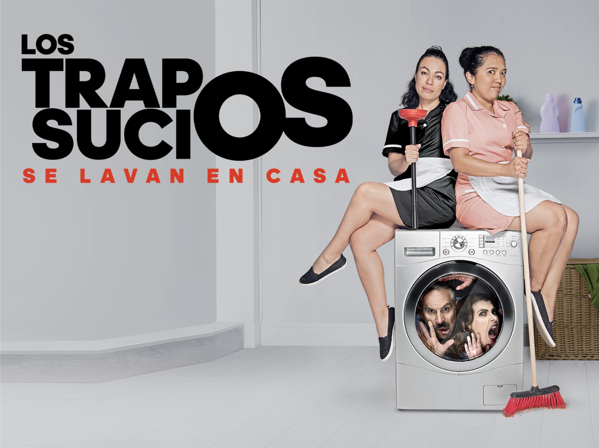 Los Trapos Sucios Se Lavan en Casa, WB, pelicula Mexicana