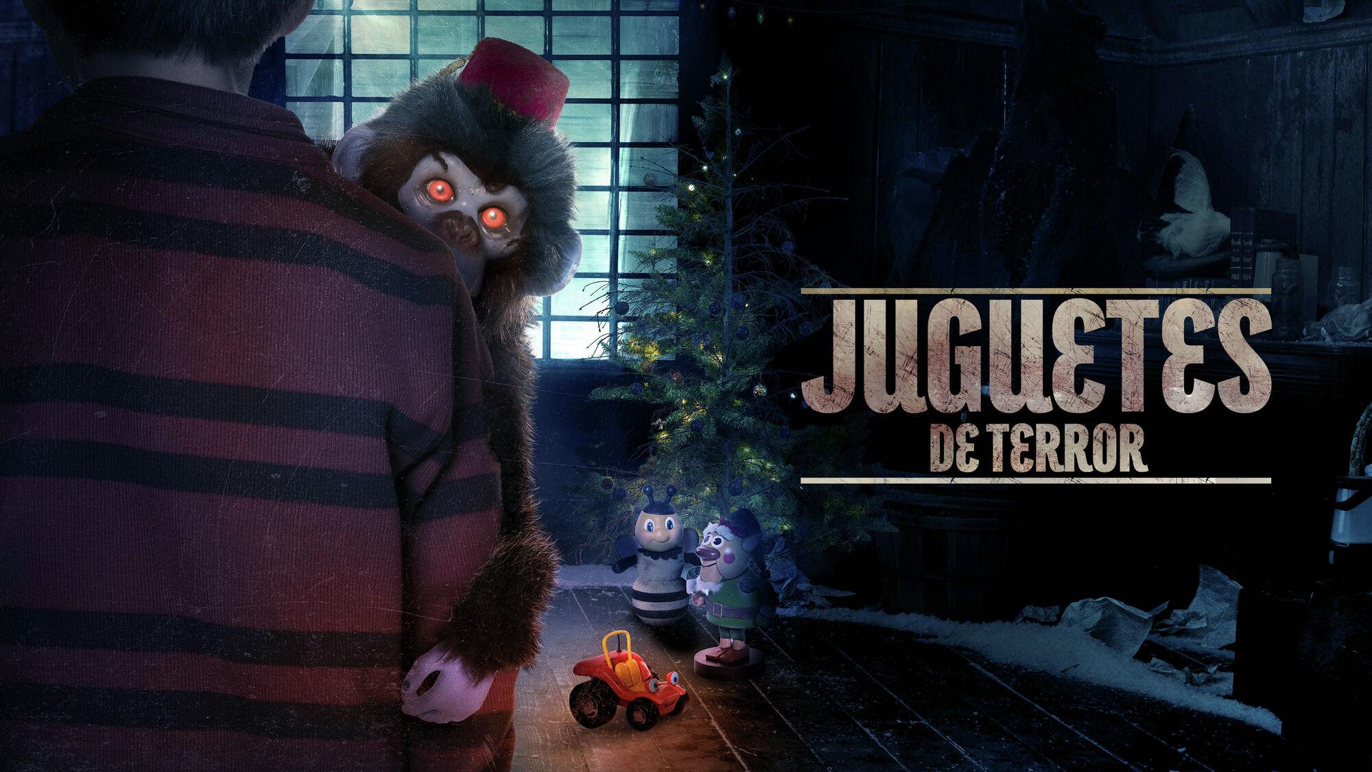 Toys of Terror, Juguetes de Terror, Warner Bros, WB Terror, Películas